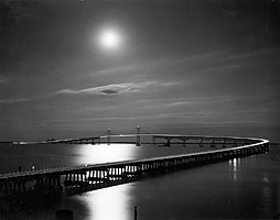 The Chesapeake Bay Bridge