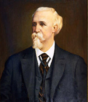 Portrait of Spencer C. Jones by Louis P. Dieterich