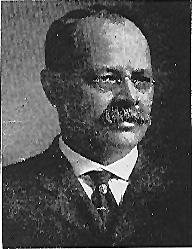Photo of Rev. Dr. William Moncure Alexander