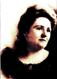 Photo of Sadie Kneller Miller, Courtesy of the Maryland Women's Hall of Fame