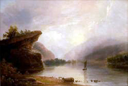 Painting - Susquehanna River