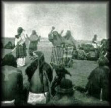 The Ghost Dance religion (or movement) was an answer to the subjugation of Native Americans by the U.S. government. It was an attempt to revitalize ...
